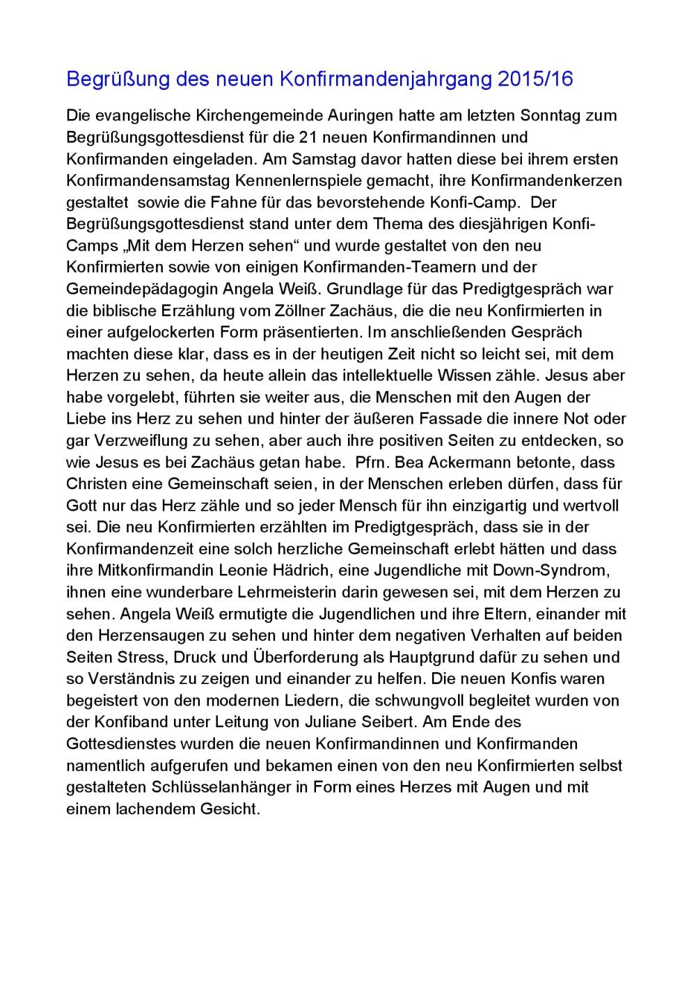 2015-07-05 Begrüßungsgottesdienst neue Konfis-001