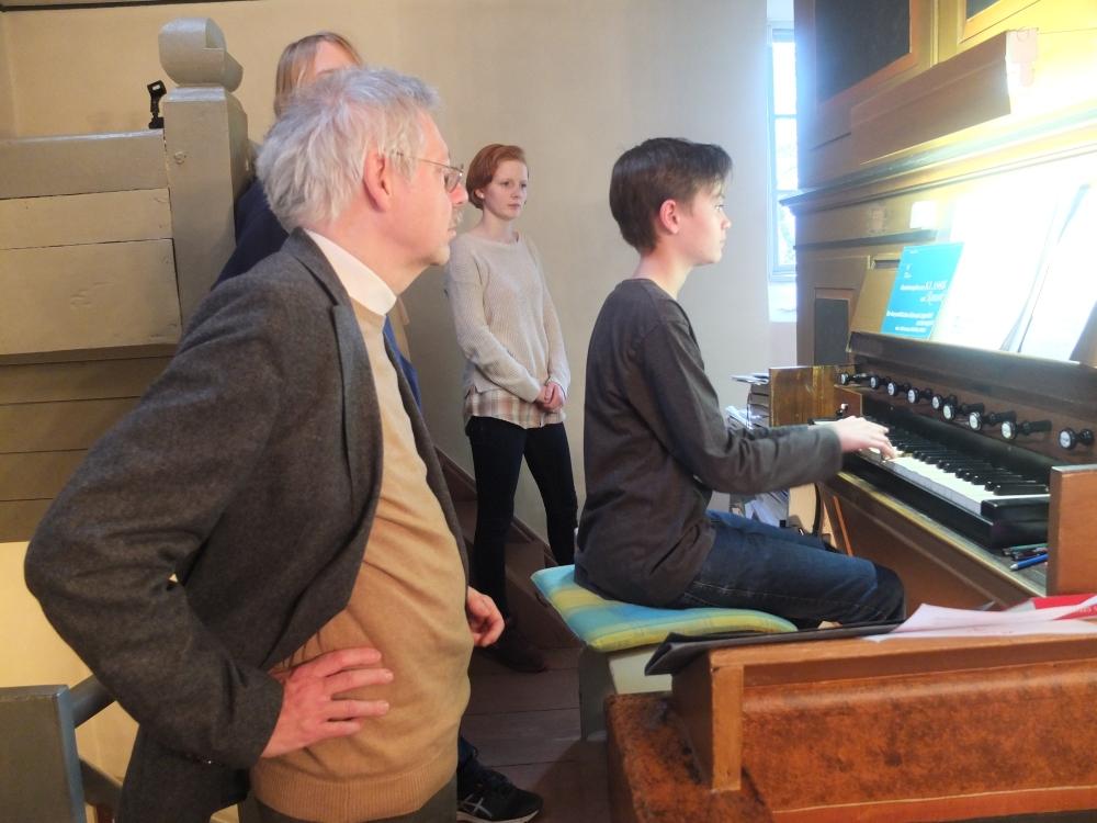 Orgelworkshop 2