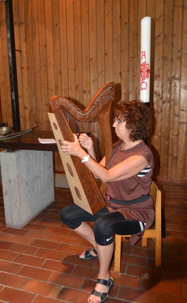 Bea Ackermann Harfe