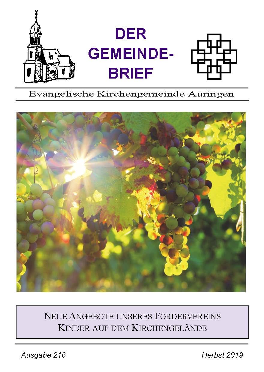 Herbst 19, Seite 1