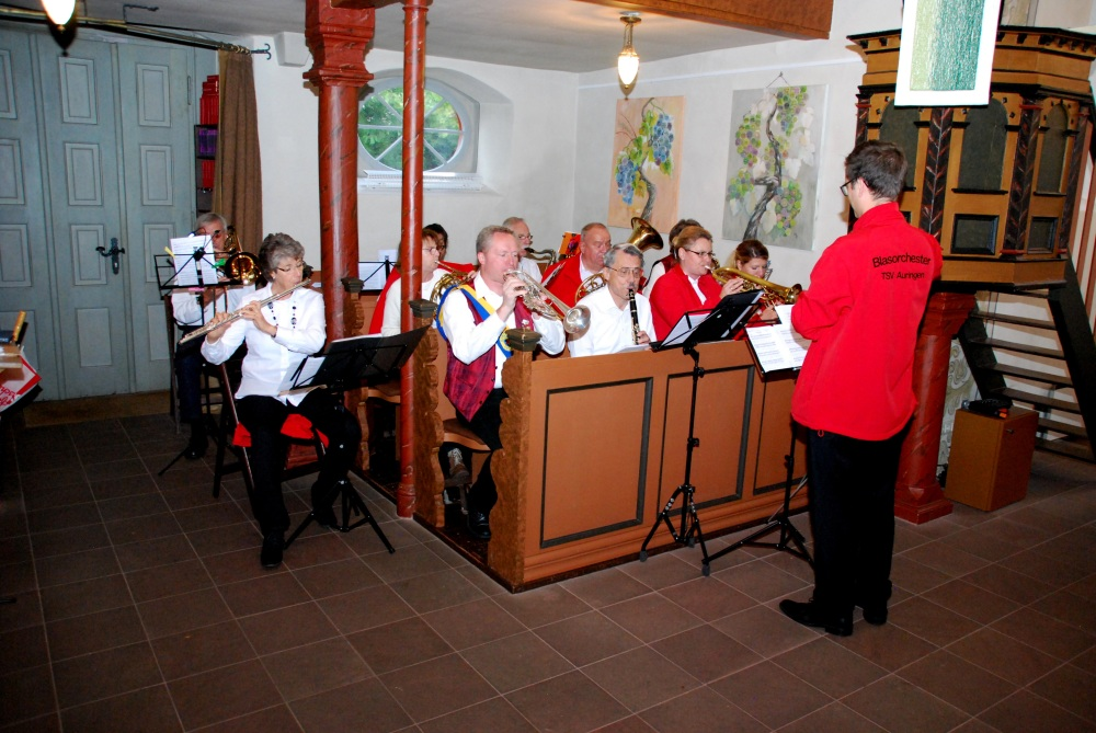 DSC_2571 Blasorchester TSV Auringen