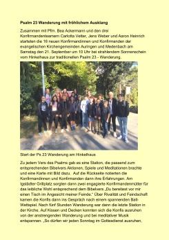 2019-09-21 Ps 23 Wanderung 201901